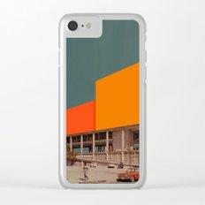 Block 16 Clear iPhone Case