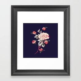 Bouquet | Floral Framed Art Print