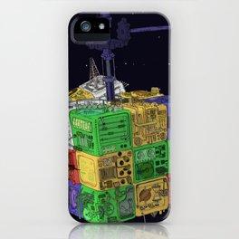 Computronium iPhone Case