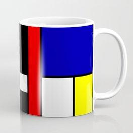 Mondrian #70 Coffee Mug