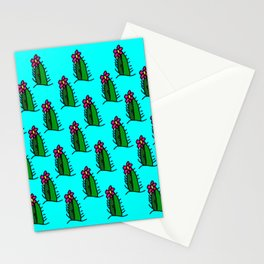 Hedgehog Cactus Stationery Cards