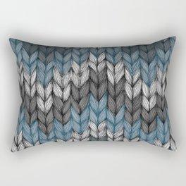 knit3 Rectangular Pillow