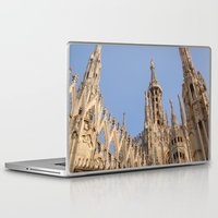 milan Laptop & iPad Skins featuring Milan by Alan Wong