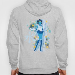 Soldier of Water and Wisdom Hoody