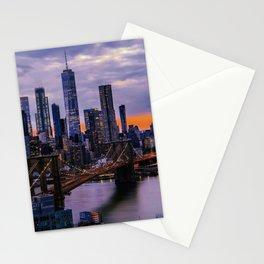 New York City // Retro 86 Stationery Cards