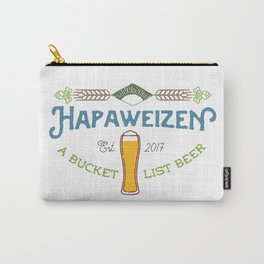 Hapaweizen2 Carry-All Pouch