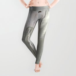 "say no to patriarchy / ""the discipline"" Leggings"