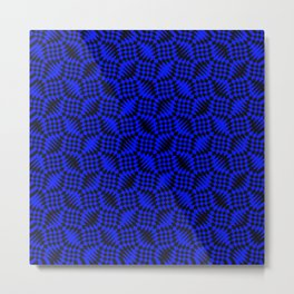 Blue shells Metal Print
