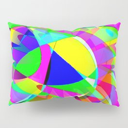 Color ludens 4 Pillow Sham