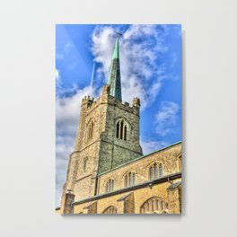 St Andrews Church Hornchurch Metal Print