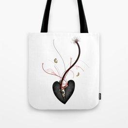 Life Mechanism Tote Bag