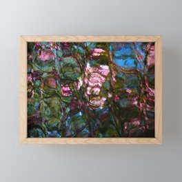 Watercolors Framed Mini Art Print