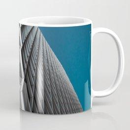 Pittsburgh Steel City Abstract Architecture Modern Metal Geometric Pattern Coffee Mug