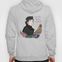 Lana Parrilla Feathers of Hope Hoody
