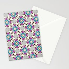 Traditional Pattern Stationery Cards
