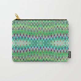 Missoni Style Mint Carry-All Pouch