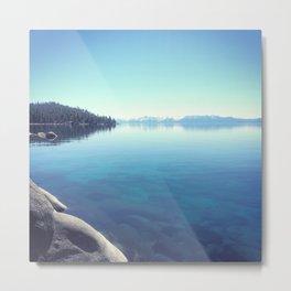 Tahoe Dreaming Metal Print