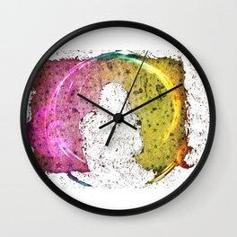 Centre National d'Art et de Culture Georges Pompidou Wall Clock