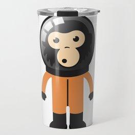Astronout Ape Travel Mug
