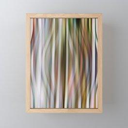 pulse Framed Mini Art Print