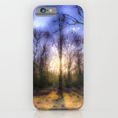 The Early Morning Pastel Forest iPhone 6s Slim Case