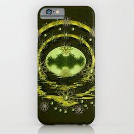 One horizon one Island for humankind decorative iPhone Case