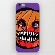 Jack-o-Lantern iPhone & iPod Skin