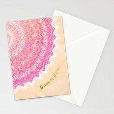 FAIRY MANDALA Stationery Cards