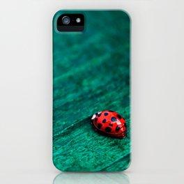 Ladybug iPhone Case