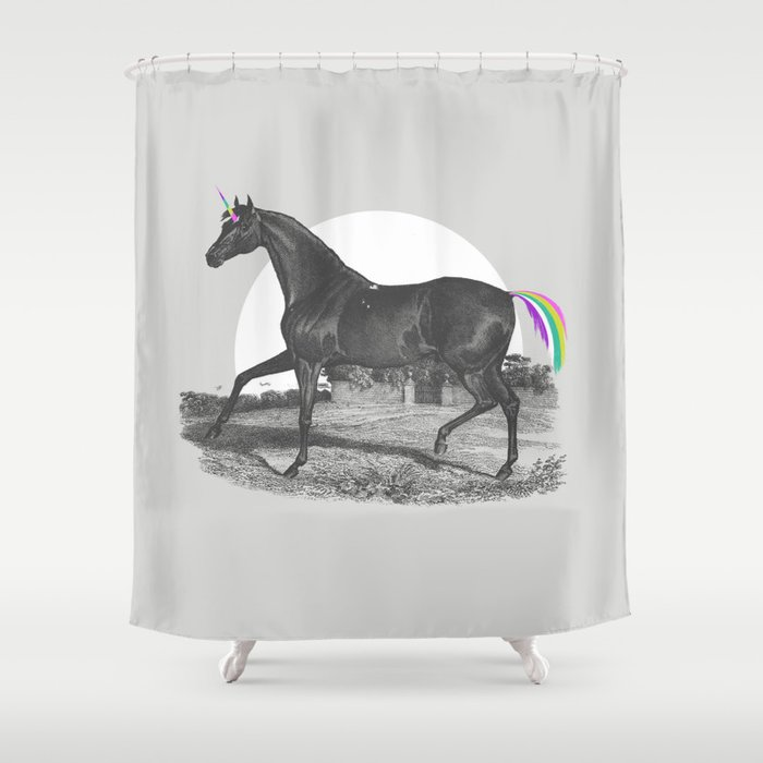 Freakin' Fabulous Shower Curtain