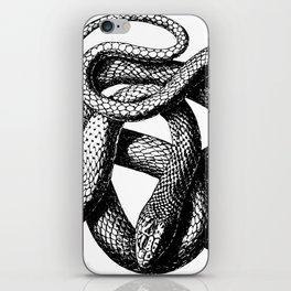 The Snake iPhone Skin