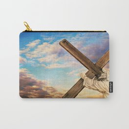 He has Risen Carry-All Pouch