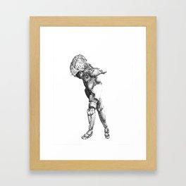 Automa II Framed Art Print