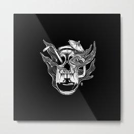 Poison Cocktail Metal Print