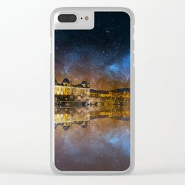 Dresden At Night Clear iPhone Case