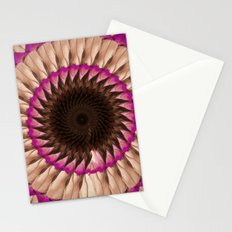 bikini go round Stationery Cards