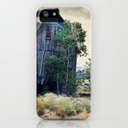Browns fishery iPhone Case