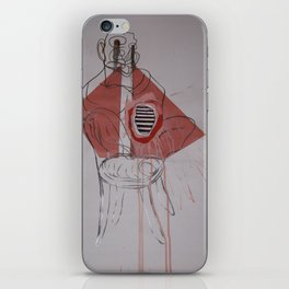 FRANCIS BACON 2 iPhone Skin