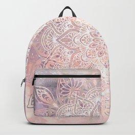 Mandala Bohemian Fall Backpack