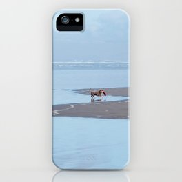 Doggy Heaven iPhone Case
