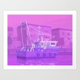 Chioggia 17 Art Print