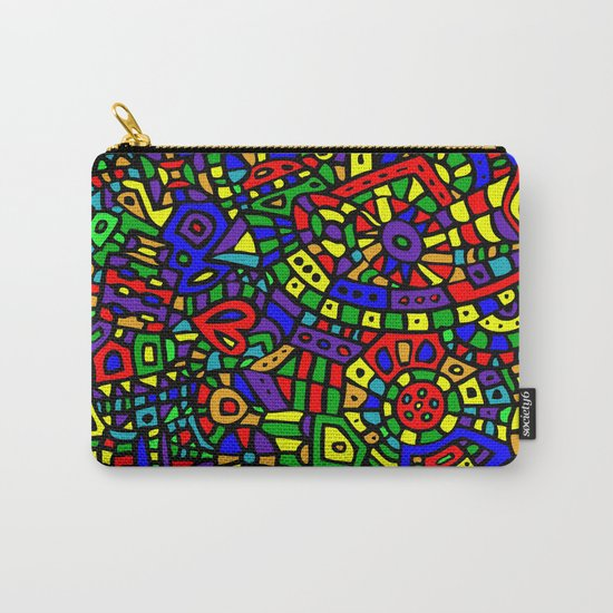 Abstract #452 Carry-All Pouch