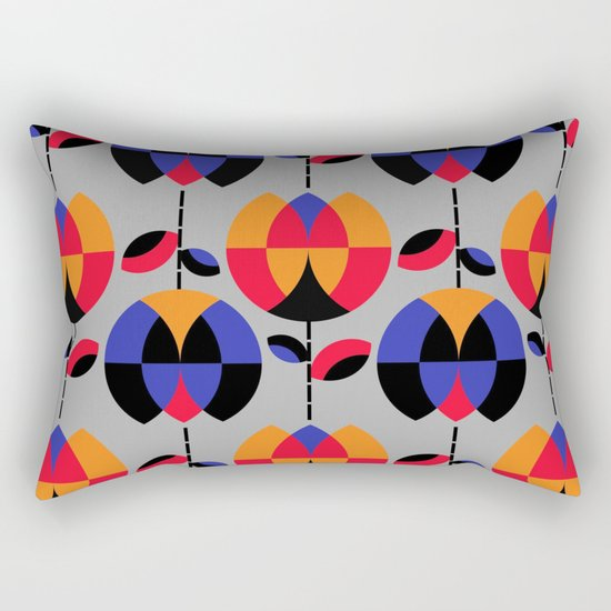 HappyGarden Rectangular Pillow