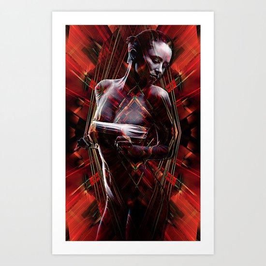 Tatooee Art Print