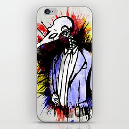 I am the Voice of my People iPhone Skin