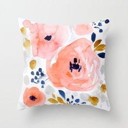 Genevieve Floral Deko-Kissen