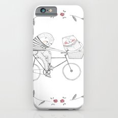 bicycle cat Slim Case iPhone 6s