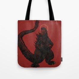 Shin G*dzilla 2020 Tote Bag