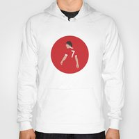 liverpool Hoodies featuring King Kenny Dalglish No.7 Liverpool FC by Mark McKenny