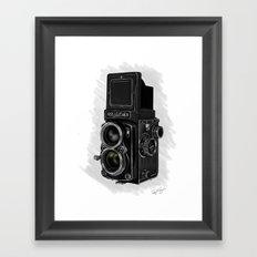 Roleiflex Framed Art Print